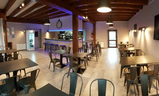Restaurant : Auberge de saint angel  - Nouvelle salle -