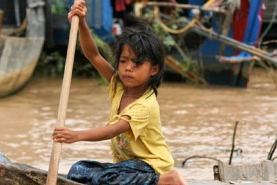 Ballade en canaux à Bangkok