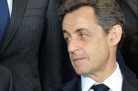 Sarkozy: ses vannes surHollande fuitent dans lapresse