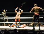 Catch - World Wrestling Entertainment Raw. Episode 120