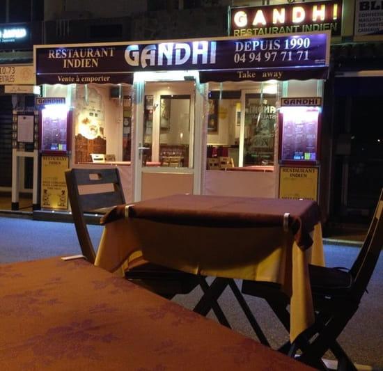 Restaurant : Gandhi