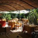 Au Pois Gourmand  - Terrasse -   © Ugo Plazzotta