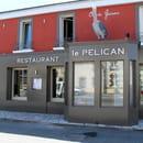 Restaurant Le Pelican  - Nouvelle façade du restaurant -   © Olivier GUENOUN
