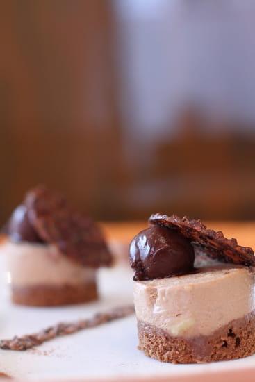 Instant Gourmand  - Douceur chocolat et arachide, nougatine au grué de cacao -   © christophe delale