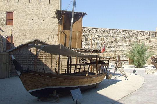 Le fort Fahidi et le musée de Dubaï
