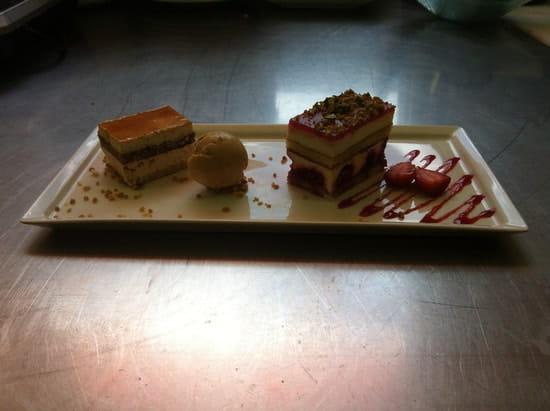 La Table de Chessy  - dessert -   © m.messean