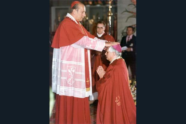 Joseph Ratzinger, archevêque en 1977