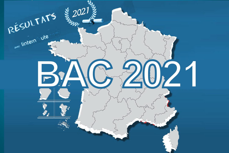Résultat du bac 2021: qui est admis? Carte, moteur de recherche et taux de réussite