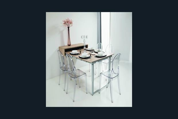 gain de place de grandes id es pour de petits espaces. Black Bedroom Furniture Sets. Home Design Ideas