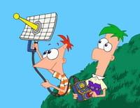 Phineas et Ferb : Quat' quat' Candice. - Malédiction de vieille barbe