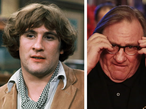 La transformation physique incroyable de Gérard Depardieu