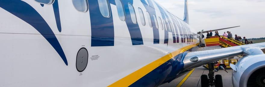 Ryanair: les promos de ce mercredi pour le Black Friday