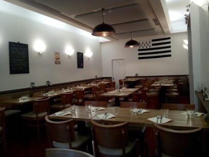 Restaurant : Crêperie Froment et Sarrasin  - Photo restaurant -   © oui