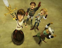 Arthur et les enfants de la Table ronde : La rouille et le feu