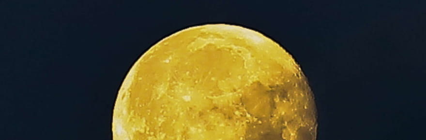 Super Lune: une Lune bleue doublée d'une éclipse totale le 31janvier