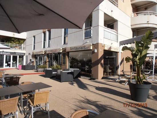 La terrasse  - RESTAURANT : La Terrasse garder 570 Avenue Marcel Pagnol, Mandelieu-La Napoule -   © CHRIS