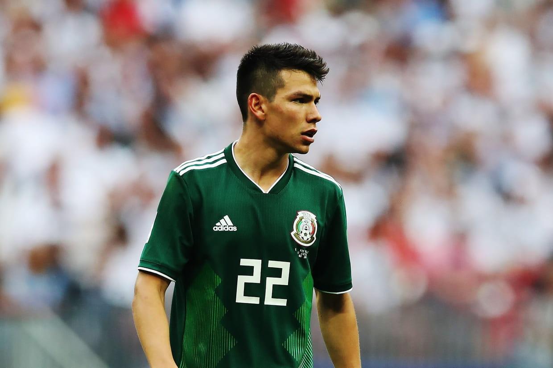 Mondial 2018: le Mexique s'impose facilement contre la Corée du Sud