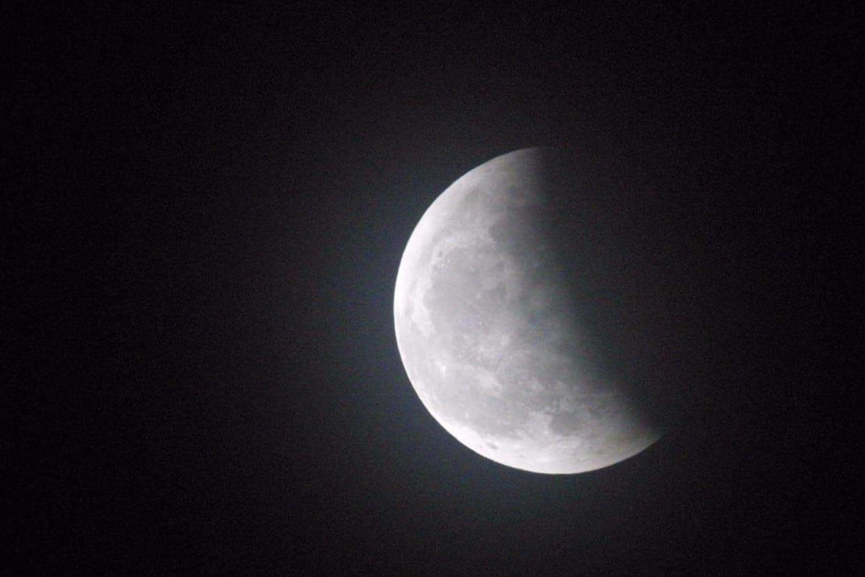 Eclipse lunaire : Découvrez les plus belles images de la