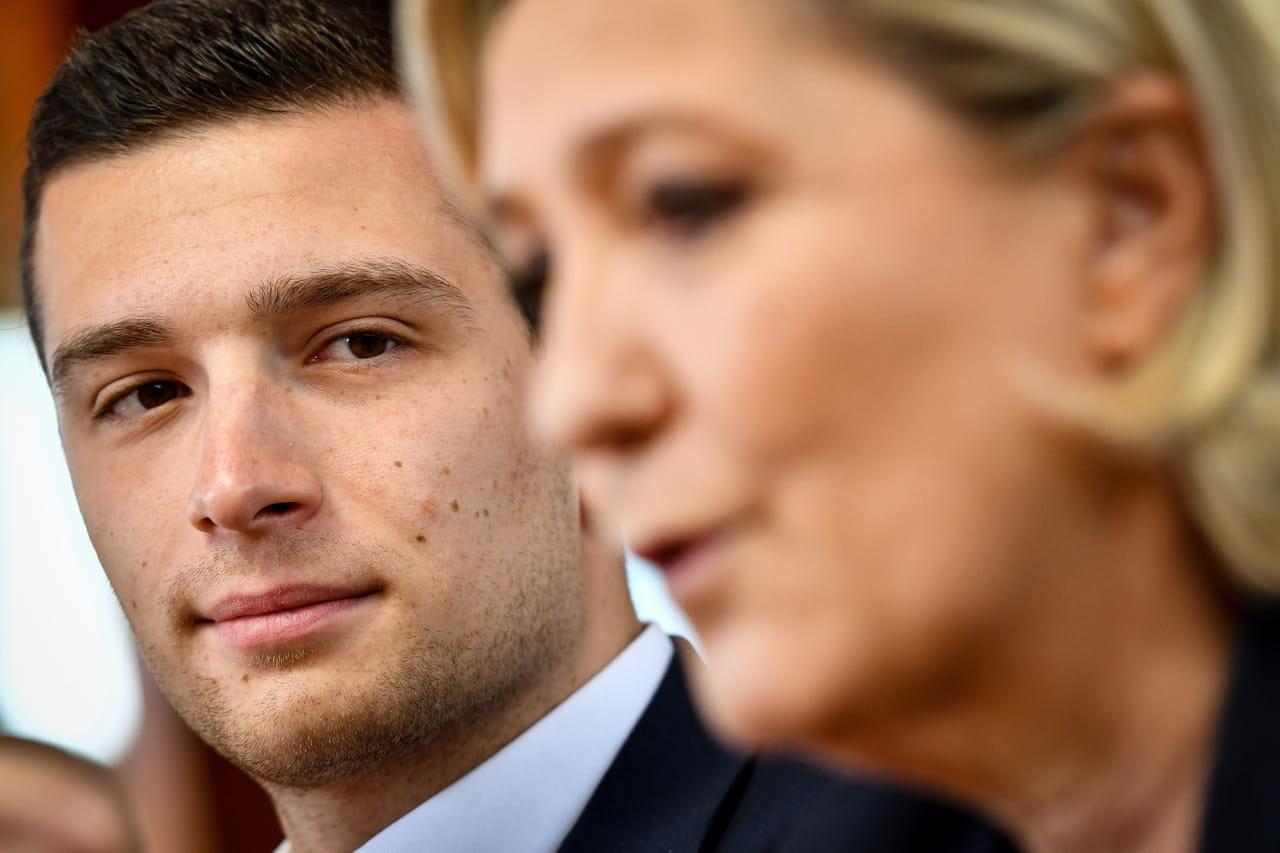 Jordan Bardella, chef de file RN aux européennes: un choix parfait pour Marine Le Pen?