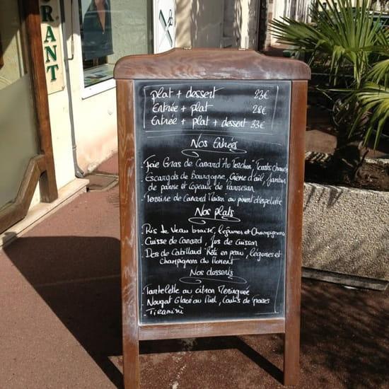 Restaurant : Le Clos Des Aromes
