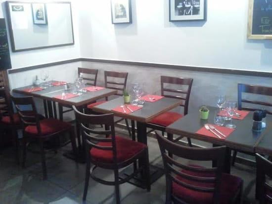 Les Canailles  - salle restaurant -