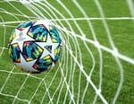 Football : Ligue des champions - Atalanta Bergame / Paris-SG