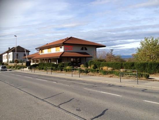 Restaurant : Brasserie Les Terrasses  - Les terrasses -