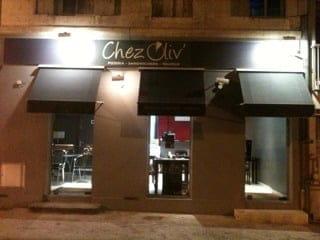 Restaurant : Chez Oliv  - Livraison gratuite sur libourne -