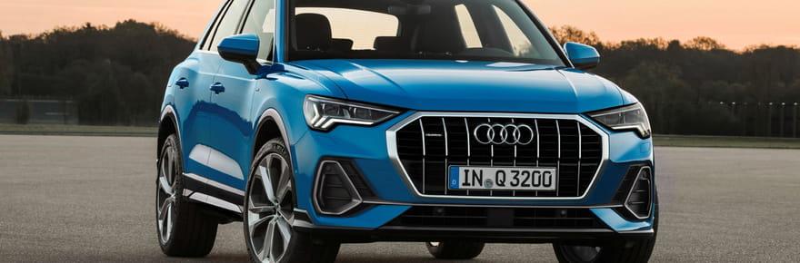 Le nouvel Audi Q3en images