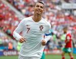 Football - Ukraine / Portugal