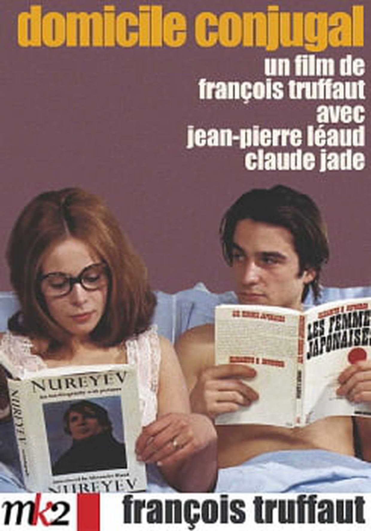 Domicile conjugal : bande annonce du film, séances, streaming