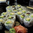 Plat : Kinoko Sushi  - California -