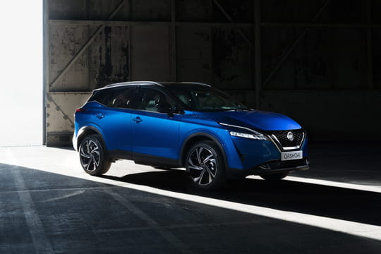 Nouveau Nissan Qashqai (2021): quel est son prix? Les photos