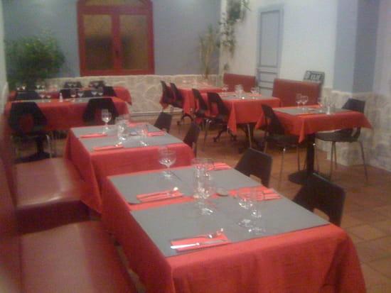 Café de la Gare  - Salle de restaurant -