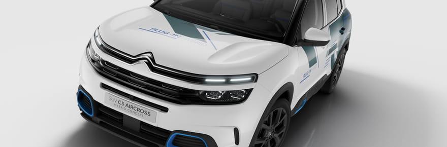 Citroën C5Aircross: il est déjà possible de le commander! [tarifs]