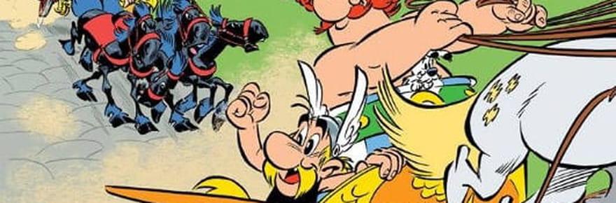 Astérix et la Transitalique: premières images