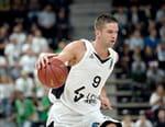 Basket-ball - Villeurbanne (Fra) / Francfort (Deu)