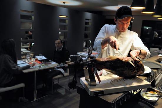 Restaurant : L'Atelier de Jacques  - Ambiance Chaleureuse -   © ERISAY