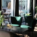 , Restaurant : Les Bonimenteurs  - petit salon -   © karine jaffrelot