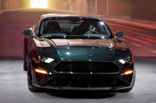Ford relance la Mustang Bullitt