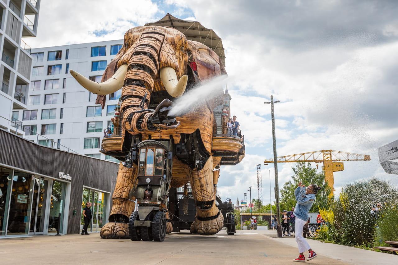 Le fabuleux bestiaire des Machines de l'île de Nantes