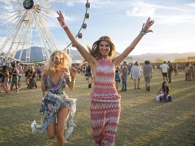 Les plus belles photos du festival Coachella