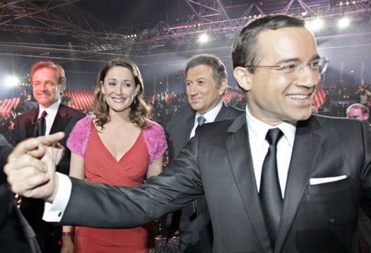 Jean-Luc Delarue, l'enfant star de la télé