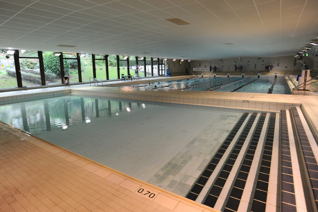 Piscine jean taris ve arrondissement for Piscine reuilly