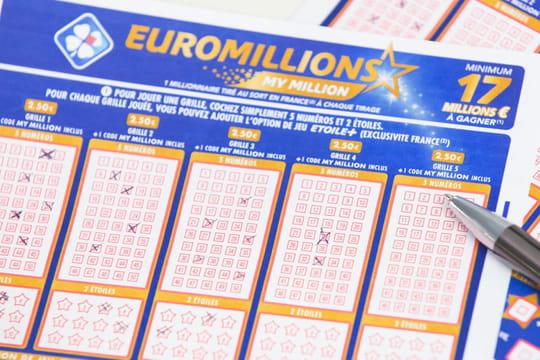 Résultat de l'Euromillions (FDJ): le tirage du mardi 23février, voici les gains décrochés