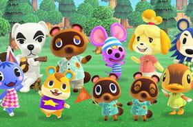 Animal Crossing: toutes les nouveautés gratuites et le DLC détaillés