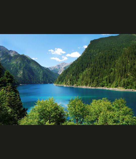 Jiuzhaigou, région enchanteresse