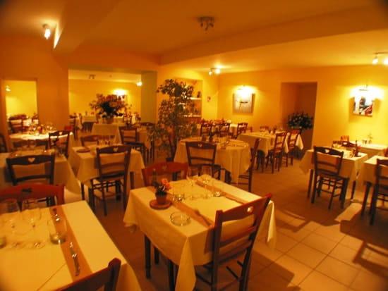 Hostellerie du Fin Chapon  - Salles du restaurant -