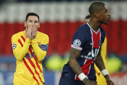 PSG - Barcelone: le Barça et Messi écœurés par Navas, les notes et le résumé en vidéo