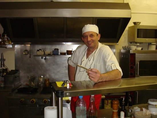 Restaurant des Gourmets  - Denis Surback chef de cuisine propriétaire -   © Denis